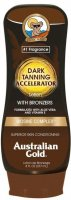 Крем для усиления загара на солнце с бронзаторами DARK TANNING ACCELERATOR LOTION with bronzers