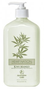 Закрепитель загара HEMP NATION (киви-манго)