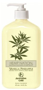 Закрепитель загара HEMP NATION (ваниль-ананас)