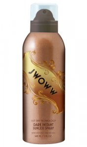 Автозагар спрей JWOWW DARK INSTANT SUNLESS SPRAY