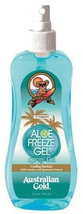 Спрей для успокоения кожи после загара с охлаждением ALOE FREEZE SPRAY
