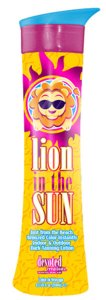 Крем для солярия LION IN THE SUN