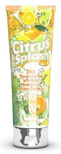 Крем для солярия CITRUS SPLASH (20X)