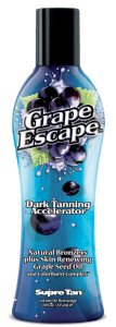 Активатор для загара в солярии GRAPE ESCAPE